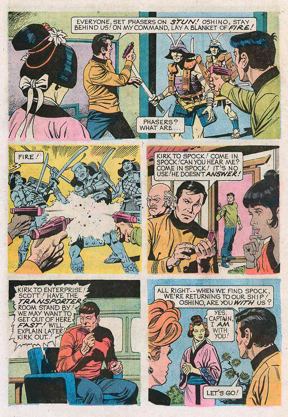 Star Trek (1967) Issue #26 #26 - English 20