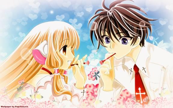 happiness  anime