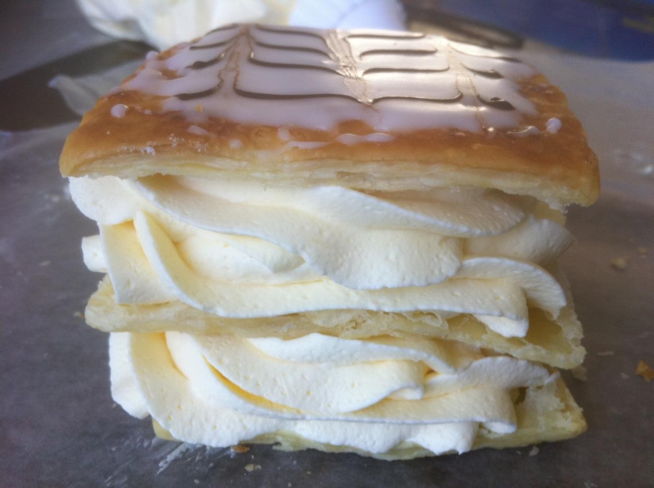 The Cookie Crumbles: Napoleons