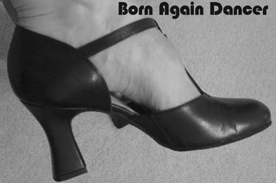 Born Again Dancer