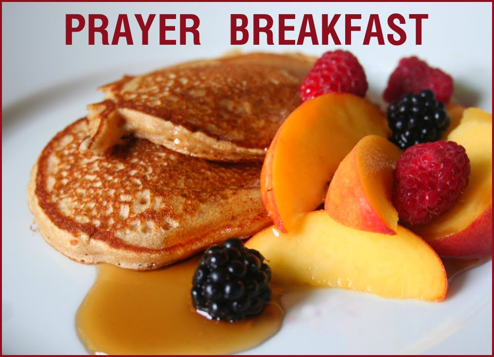 Prayer Breakfast Images