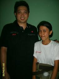with haryanto arbi