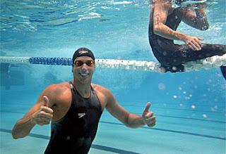 swimming shark skin suit