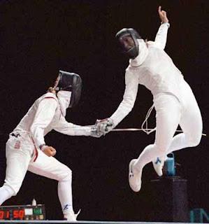 Olympic Fencing uniform