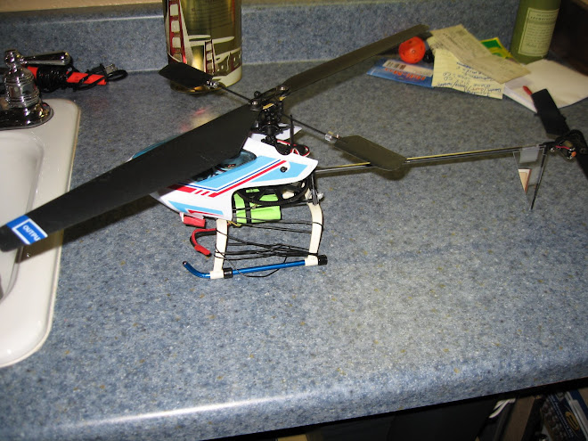 My First Fixed Pitch Helicopter