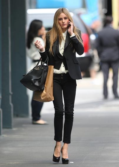 olivia palermo fashion. world:Olivia Palermo