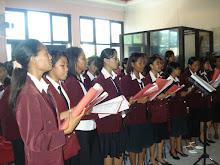 Kegiatan Paduan Suara Mahasiswa