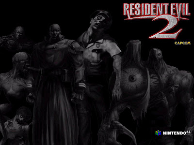 resident evil 2 wallpaper. best game wallpaper.