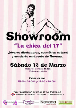 1º Showroom de Vizarrinas