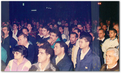 Memoria Histórica de los Trabajadores de Guaguas Municipales S.A., despido del Comité de Empresa, S