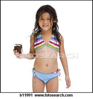 This is a picture of a healthy weight for a young girl: