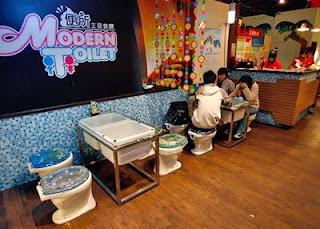 Modern Toilet Restaurant (Taiwan)