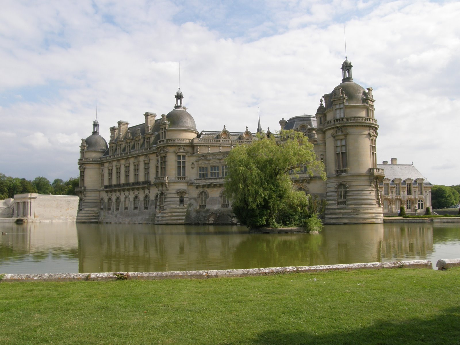 Jr 39 s retirement chateau de chantilly try again - Chateau de chantilly adresse ...