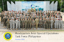 JSOTF-P Headquarters -- Camp Navarro, Zamboanga