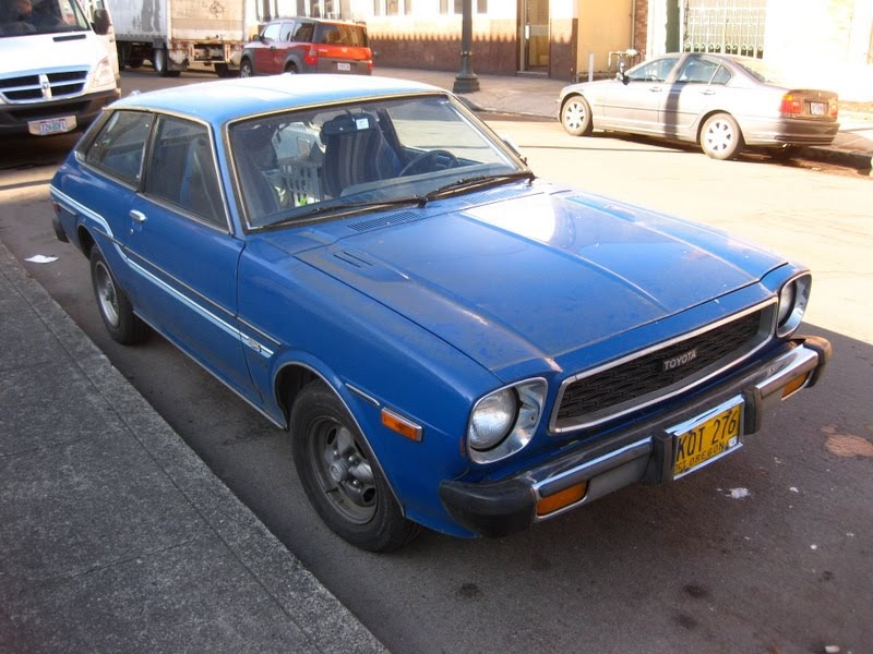 Used Cars Raleigh Nc >> OLD PARKED CARS.: 1978 Toyota Corolla SR5 Liftback.