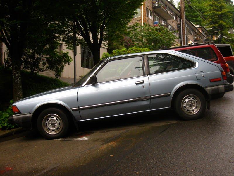 1983 honda accord hatchback