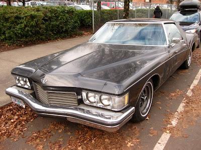 1973 Buick Riviera Boattail. 1973 Buick Riviera.