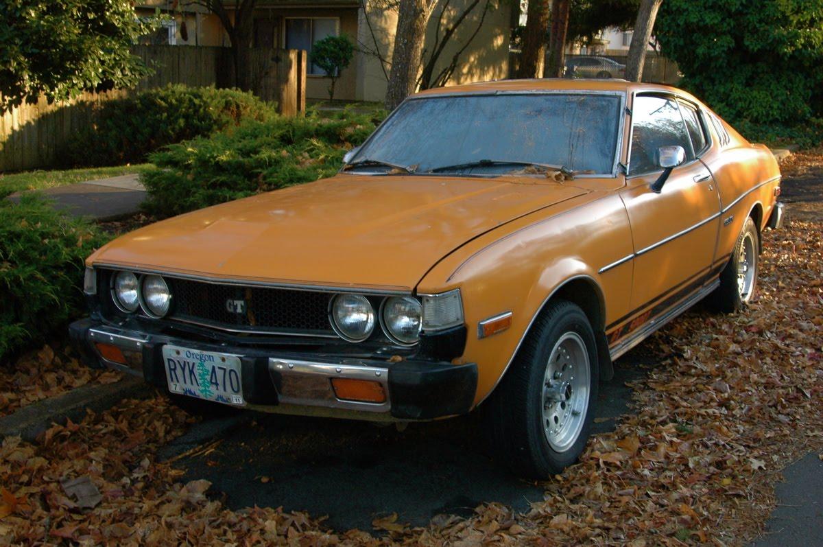 "1977 Toyota Celica GT ""Sport"""