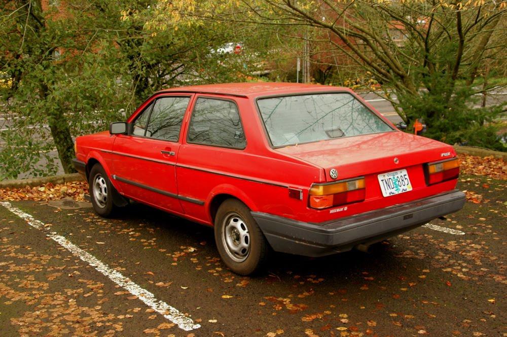 Vw Fox 1990