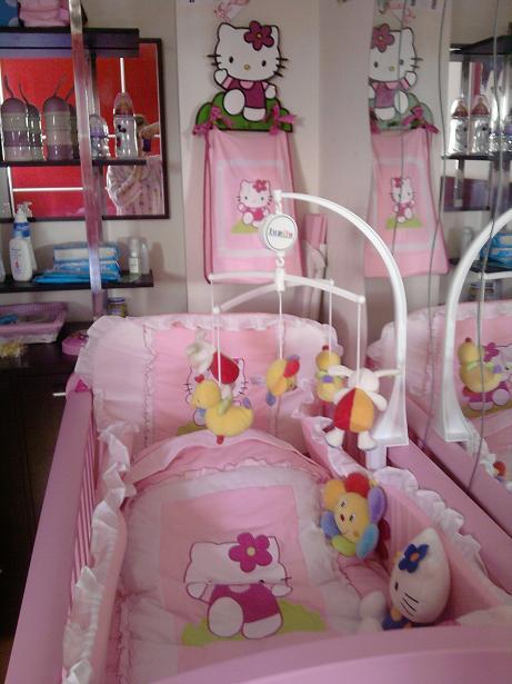 Cuartos decorados para bebes de hello kitty – dabcre.com