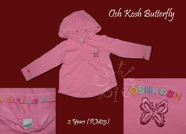 Osh Kosh Butterfly