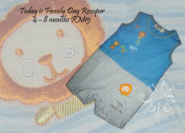 Today is Family Day Romper