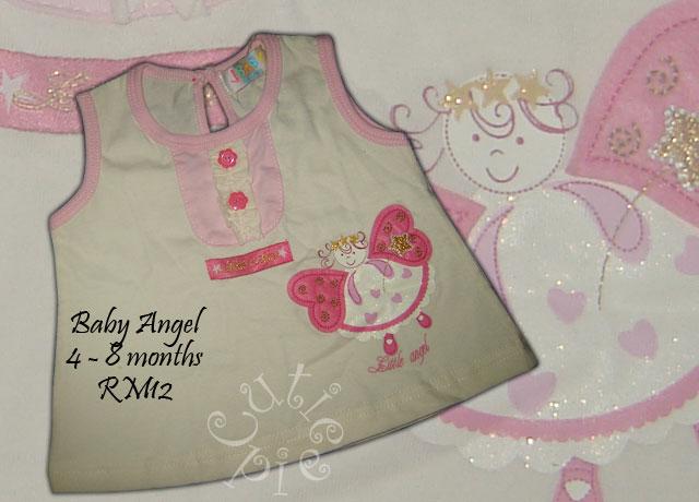 Little Angel Sleeveless