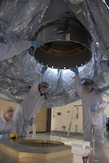WISE arrives at Vandenberg Air Force Base