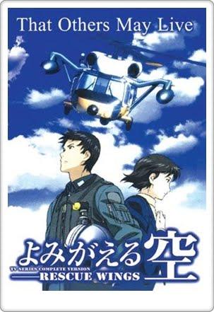 Rutafreak: review anime: Rescue Wings