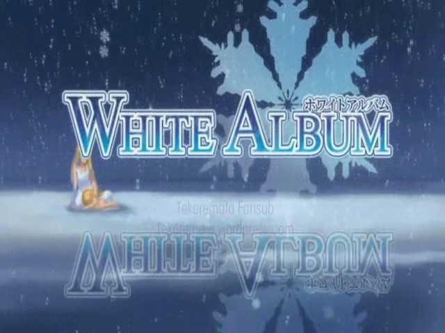 "whitealbum2captura1 - Discusiòn ""White Album""  Final "" ""Spoiler"" - Hablemos de Anime y Manga"