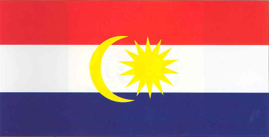 Latar belakang jata negara bendera negeri malaysia