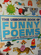 The Usborne Book of Funny Poems