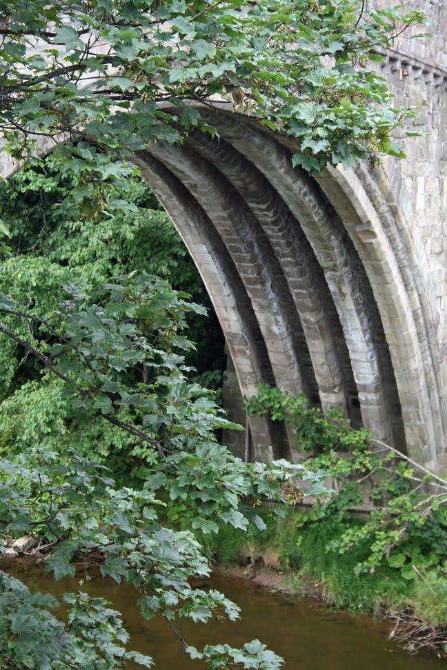 Northumbrian bridges 2 twizel bridge