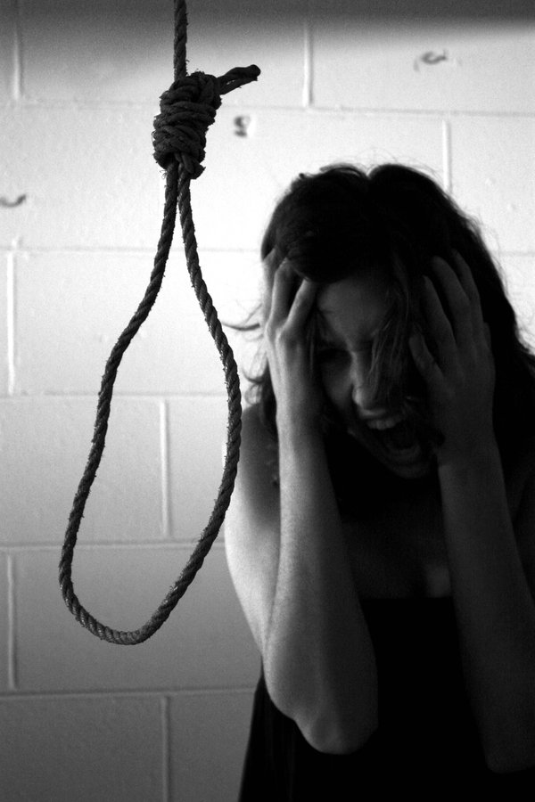 Teen Suicide Girl Screaming By TollieSchmidt Damon Danilo Men Magazine.jpg. Damon Danilo Nude for Men Magazine
