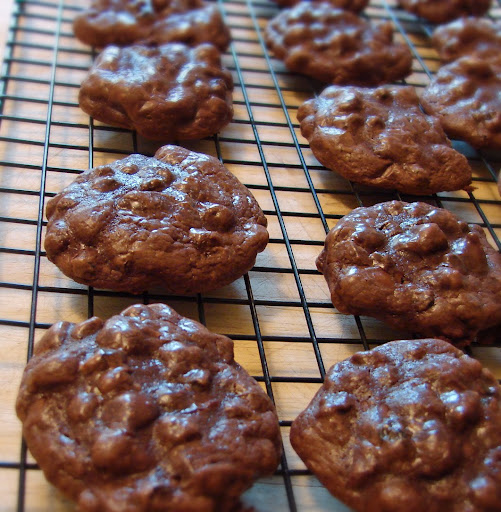Michele's Chili Chocolate Cookies – I'd Love Them Even If She Wasn't My Wife!