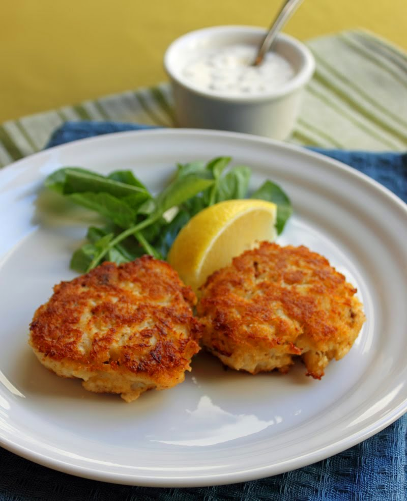 Maryland Crab Cakes – The Good News is They're Almost All Crab, and ...