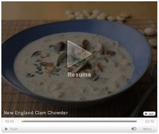"New England Clam Chowder and ""To Shell or Not to Shell?"""