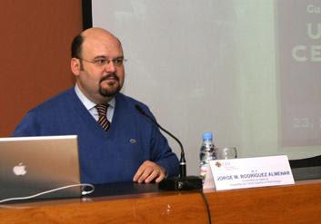 Jorge Manuel Rodríguez Almenar impartirá mañana una conferencia sobre la Sábana Santa en Santiago