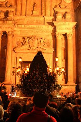 La Soledad solicita realizar estación en la Catedral
