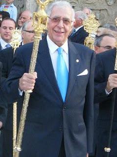 Luis Criado pregonará el sábado al Gran Poder