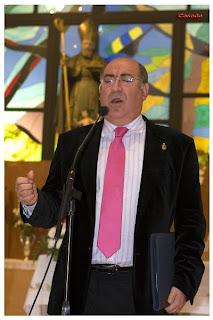 Antonio García Rodríguez presenta esta noche el cartel del Gran Poder