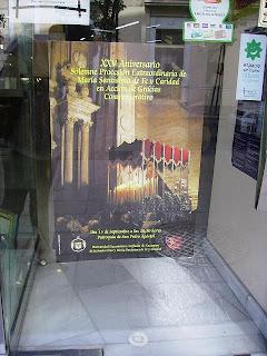 El cartel que anuncia la salida de Fe y Caridad ya está en la calle