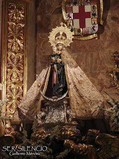 Mañana comienza el Triduo en honor a la Virgen del Mar