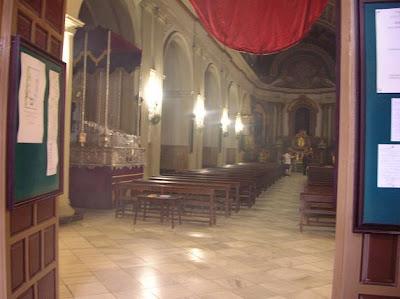 San Pedro ofrece vistas de Cuaresma