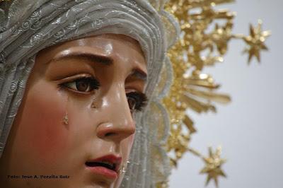 La Virgen de los Ángeles preside hoy un besamano extraordinario