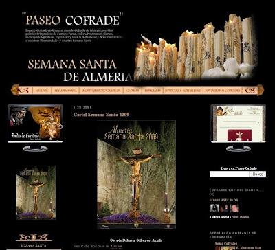 Presentado el cartel de la Semana Santa, numerosos espacios en internet lo muestran