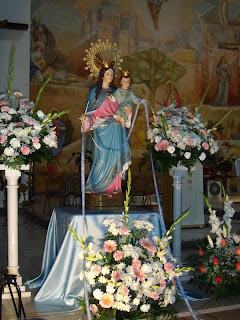 Mañana comienza el Triduo de María Auxiliadora en los Molinos