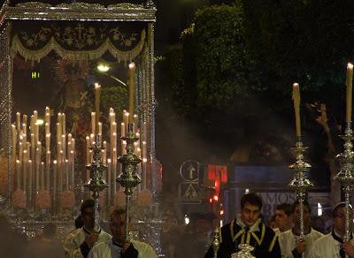 El Silencio volvió a dar sentido al Jueves Santo