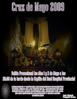Hoy sale la Cruz de mayo del Rosario del Mar