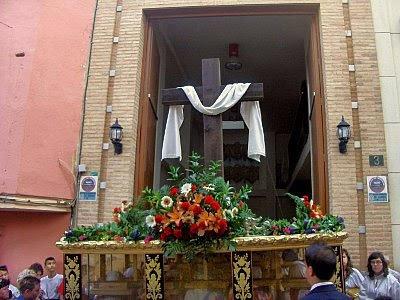 Mañana sale la Cruz de mayo de los Ángeles